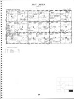 Code TE - East Lincoln Township - East, Mitchell County 1977